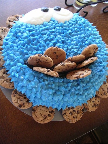 Cookie Monster for Jackson