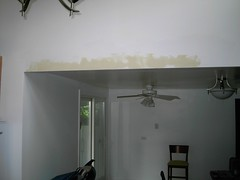More Unfinished (14) (joelfinkle) Tags: kitchen drywall paint error remodel contractor addition incomplete