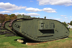 BI712 Mark V Female (listentoreason) Tags: history museum geotagged technology unitedstates military favorites maryland places worldwari armor groundforces