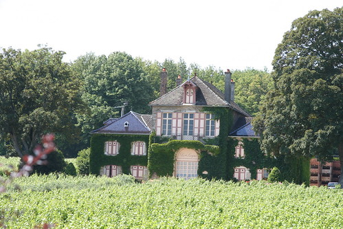 beautiful house near Beaune, France