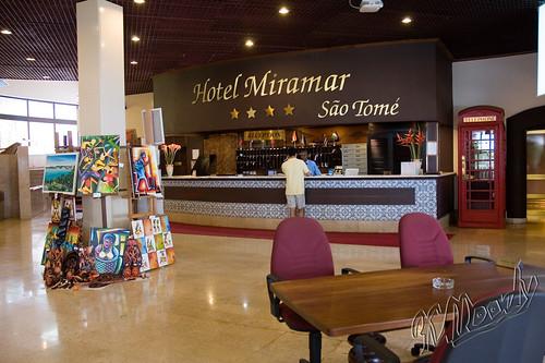 Hotel Miramar São Tomé