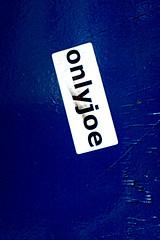 onlyjoe