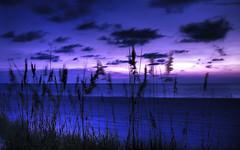 Quiet Dark (worldwidewandering) Tags: ocean sunset usa sun beach water delete10 america d50 delete9 delete5 delete2 nikon rocks florida delete6 delete7 indian united save3 delete8 delete3 2006 indianrocksbeach delete delete4 save save2 nikond50 save4 states largo hdr photomatix worldwidewandering