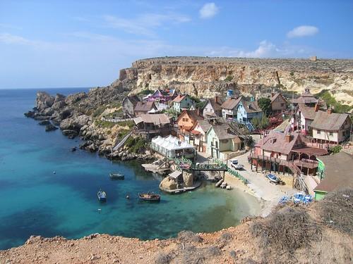 Villagio sul mare Malta