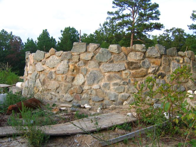 Building a house out of stone/rock--has anyone done it? - Homesteading Questions