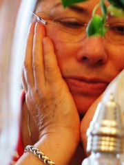 a thoughtful mom (allstonic) Tags: mom rosh hashanah
