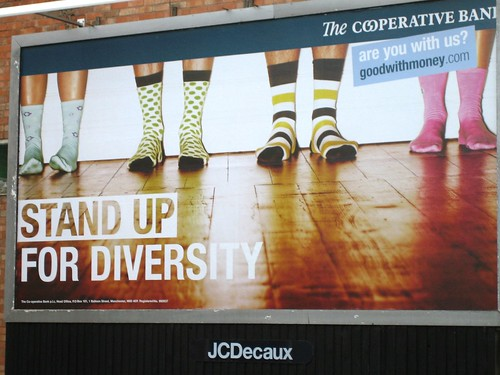 Stand up for diversity by mimax