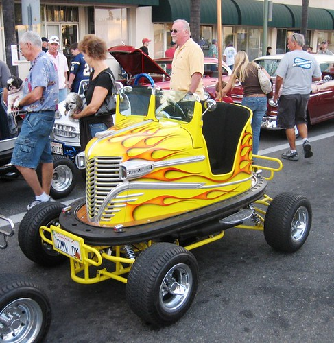 Bumper  Car - No Longer Street Legal