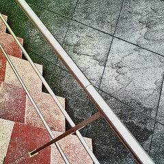 Otherwise (aurelio.asiain) Tags: cameraphone urban abstract detail japan architecture stairs osaka abigfave aurelioasiain ionushi asiain mexicaninjapan sharp705sh flickjobshalloffame
