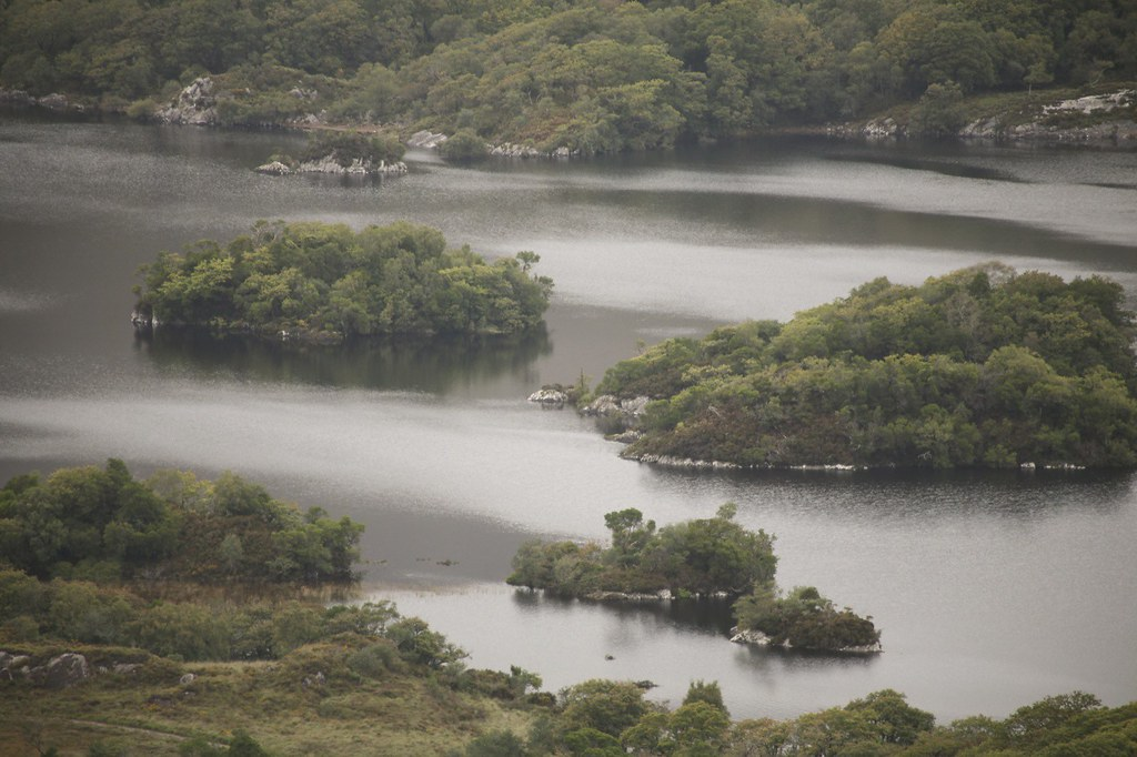 LAKE IN COUNTY KERRY