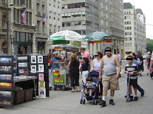 La famosa Quinta Avenida