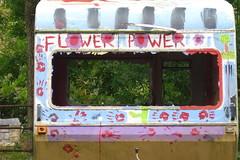 Flower Power Caravan