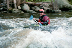 KAYAK 3 (edmond_ski) Tags: fall water river kayak newengland contoocook top20sports top20peoplephotos nhplay