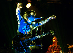 "Ryan Adams live at the ""Kantine"" in Cologne/Germany (buschenhenke) Tags: blue music drums 50mm site concert nikon live guitars cologne kln jens musik konzert gibson amps kantine ryanadams verstrker gitarren alternativecountry thecardinals jensbuschenhenke buschenhenke gibsones"