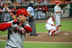 Pat Burrell on Deck by Scott Ableman on Flickr