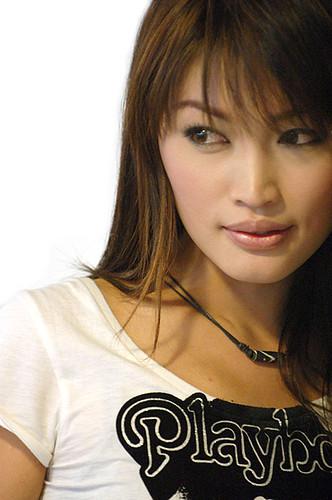 Malaysian beauty Amber Chia