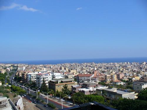 Vista de Catania