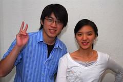 (Lin.y.c) Tags: friends people friend university classmate classmates memory