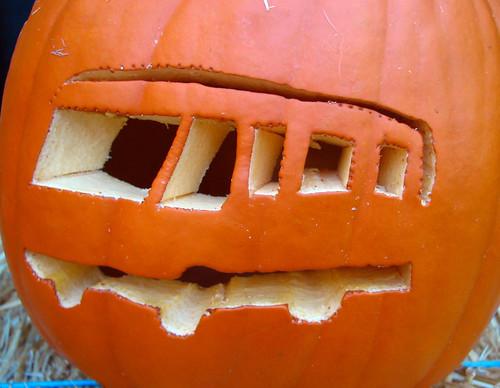 RV pumpkin