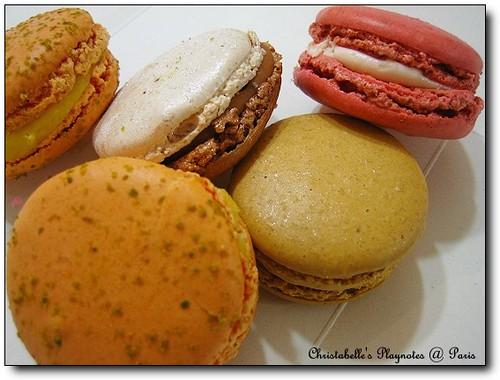 [六區] Pierre Herme: des macarons