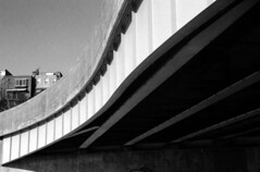 Whitehurst Freeway (melanie.phung) Tags: bw washingtondc favorites whitehurst melaniephung dcistexposed