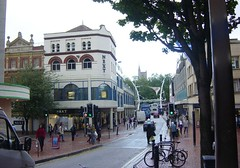 Union Street, Bristol, 2006. (Fray Bentos) Tags: bristol shoppingcentre shops broadmead