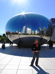 Anna in Chicago (anna_bencze) Tags: travel chicago wow fun