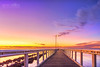 Light of Day (Beth Wode Photography) Tags: wellingtonpoint wellingtonpointjetty jetty pier sunrise dawn morning redlands beth wode bethwode