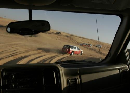 Dubai Desert Safari - 8