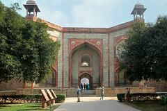 Humayuns tombe (Iam Marjon Bleeker) Tags: india delhi newdelhi humayunstombe unesco werelderfgoed werelderfgoedlijst dag3md0c6920g2