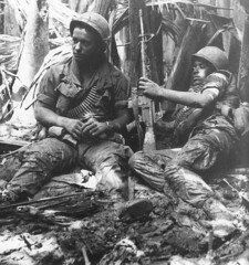 Low morale and dirty weapons (ianbrown22) Tags: discipline low morale dirty weapons 9th infantry division 1968 us army marines soldier soldiers arvn nva viet cong vietnam war vietnamese south north