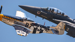 Heritage Flight '08