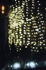 Out of Focus (dmitriy.marichev) Tags: fujichrome sensia 200 fujichromesensia200 chrome positive film fuji contax aria zeiss planar 50mm 5014 city street style winter snow cold contaxaria planar5014 carlzeissplanar50mmf14cymount dmitriymarichev kiev ukraine