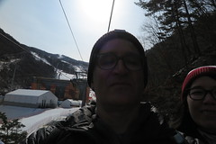 IMG_9656 (Mud Boy) Tags: korea southkorea rok republicofkorea olympics olympicgames pyeongchang2018 winter winterolympicstripwithjoyce winterolympics xxiiiolympicwintergames clay clayhensley clayturnerhensley joyce joyceshu alp08alpineskiingladiesdownhill alp08 alpineskiing ladiesdownhill alp08alpineskiing ladies downhill