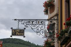 Vacances_0388 (Joanbrebo) Tags: kaysersbergvignoble grandest francia fr alsace hautrhin streetscenes canoneos80d eosd efs1855mmf3556isstm autofocus signs letrero