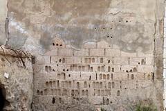 Wall details (alazaat) Tags: madaba jordan antiquities nature moab dhiban wadimujeb dead sea jews muslims christianity byzantine cross ذيبان مؤاب ميشع الأردن
