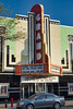 The Grand (Hammond Deggs) Tags: blue cinema theater movie film vitriolite old deco neon sign marquee lincoln highway us 30