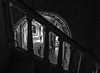 Tomar - Portugal (Francisco (PortoPortugal)) Tags: 0762018 20110604fol2716 bw nb pb interiores indoors luz light conventodecristo tomar portugal portografiaassociaçãofotográficadoporto franciscooliveira