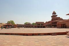 Fatehpur Sikri - (16) (Rubén Hoya) Tags: fatehpur sikri templo palacio capital imperial rajasthan india