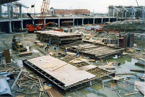 Titans' Stadium Damage