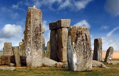 Stonehenge (Beardy Vulcan II) Tags: stonehenge henge stonecircle stone neolithic amesbury salisburyplain wiltshire england summer july 1984 20thcentury englishheritage prehistoric