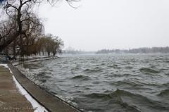 Herastrau Park, Bucharest, Romania (Cost3l) Tags: bucuresti herastrau snow winter bucharest romania iarna zapada