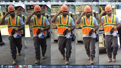 LIC Hispanic Construction Worker 4 Collection 1 (10.14.2015) (panterllica) Tags: constructionworker hispanicguy workboots boots hardhat timberlandproboots