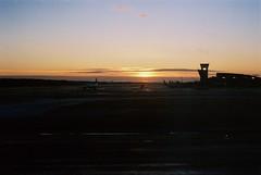 20180322-henhan006870-13F (hanson.henrik) Tags: finland helsinki air port winter snow morning magic hour cold sun helsinkivantaa airport analog