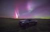 STEVE Aurora (Erik Johnson Photography) Tags: steve aurora northern lights plains nebraska whitman toyota letsgoplaces tacoma 4x4 astrophotography night sky stars nasa goddard space flight center