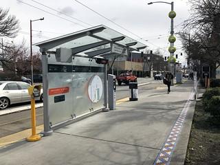 First Hill Streetcar - Capital Hill Station