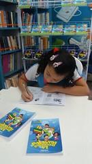 LANÇAMENTO DO LIVRO PALAVRAS ENCANTADAS VI - 2017 (madalenadejesus@yahoo.com.br) Tags: lançamento livro palavras encantadas escola mundo encantado revisãodemadalenadejesus