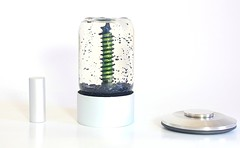 RIZE Spinning Ferrofluid Showpiece (mywowstuff) Tags: gifts gadgets cool family friends funny shopping men women kids home