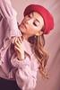 Alex (Anna Lau Cas) Tags: fashion portrait nikon womanportrait pink delicate face blonde studio