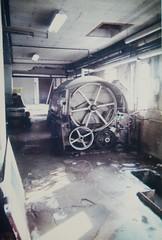 Renkum Onder de Bomen 4 Wasserij Peelen wasmachine 3 ca 1985 (Historisch Genootschap Redichem) Tags: renkum onder de bomen 4 wasserij peelen wasmachine 3 ca 1985